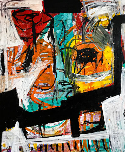 Maico Camilo, 'Contemplation 1', 2020