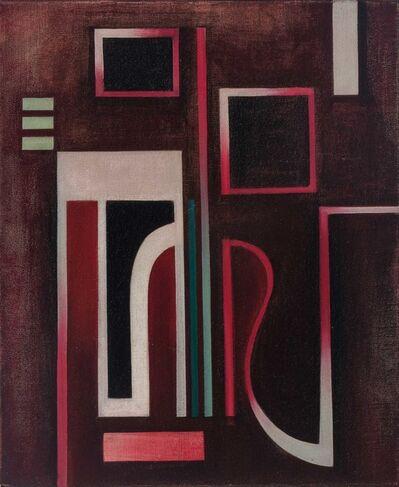 Jean Xceron, 'Painting #229', 1937