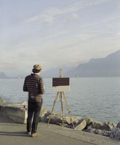 Hank Schmidt in der Beek, 'Am Genfer See', 2014