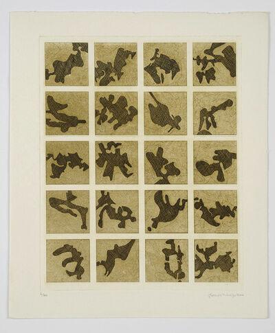 Tom Phillips, 'Metamorphoses', 1970
