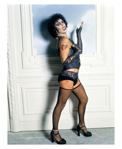 Mick Rock, 'Tim Curry, Rocky Horror Picture Show', 1974