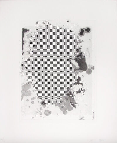 Christopher Wool, 'Portraits (B&W) 1', 2014