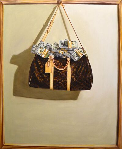 Jamaal Peterman, 'Money Bag ', 2018