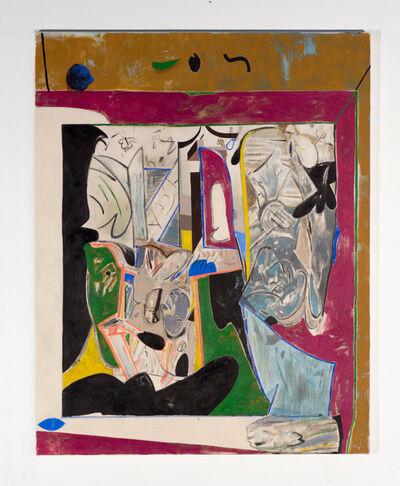 Scott Anderson, 'Jacknife', 2015