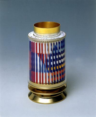 Yaacov Agam, 'Kiddush Cup', 1993