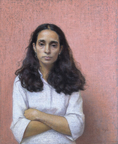 Ellen Eagle, 'Evelyn With Arms Folded', 2003