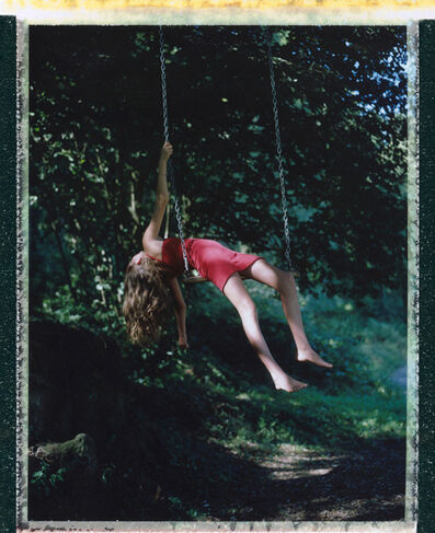 Cristina Fontsare, 'I swing to see the world upside down', 2020