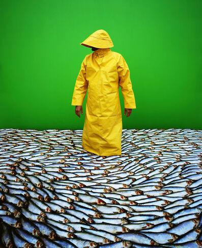 David Stewart, 'Man in Sea-fish', 1995