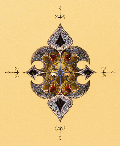 Eric Standley, 'Either/Or Tetragon 9.1.2', 2017
