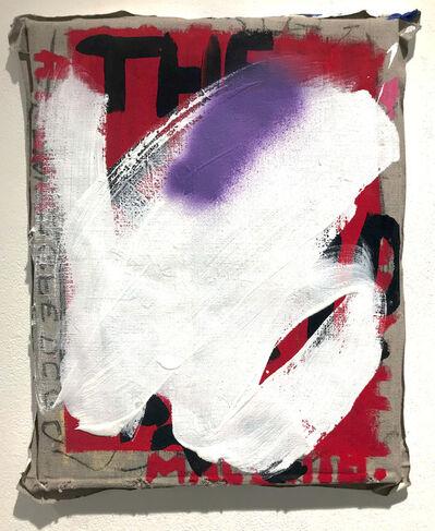 Wataru Komachi, 'PATCH I UP (2)', 2018