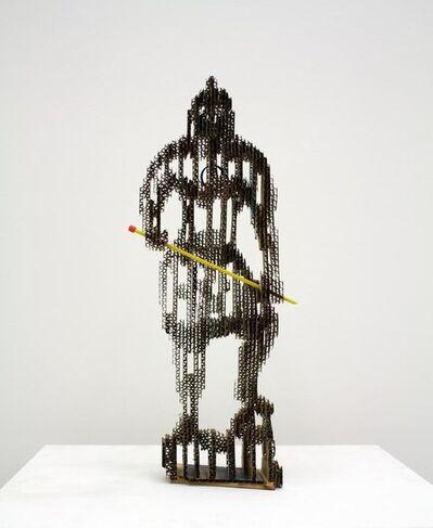 Yuji Honbori, 'Jikoku-ten (Four Heavenly Kings)', 2013