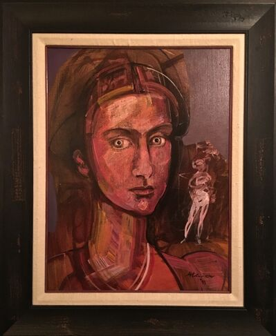 guillermo ceniceros, 'Esther', 1983