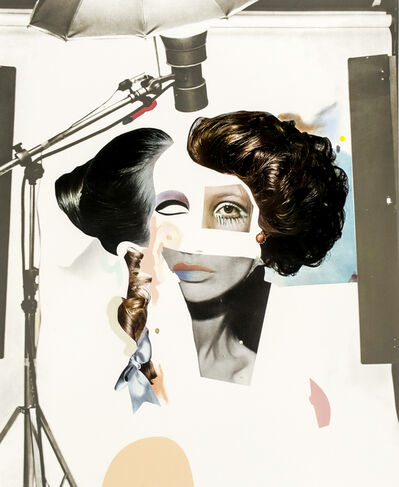 Richard Hamilton, 'Fashion Plate', 1969-1970