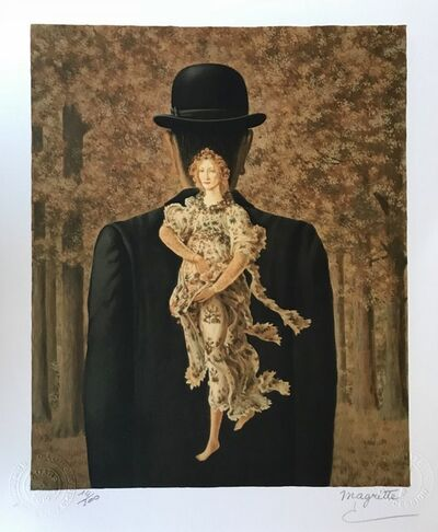 René Magritte, 'Le Bouquet tout fait', 2010