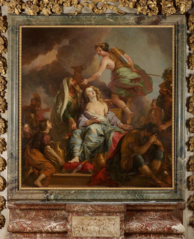 Charles de La Fosse, 'Le sacrifice d'Iphigénie (The Sacrifice of Iphigenia)', 17th century