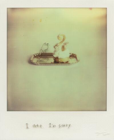 Ayumi Kudo, 'In my territory: I ate. I'm sorry.', 2014