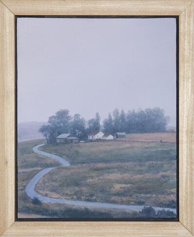 "William Glen Crooks, '""A Coastal Farm""', 2017"