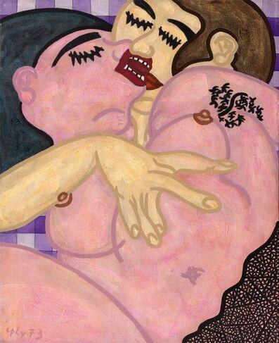 William Nelson Copley, 'Hiroshima Mon Amour', 1973