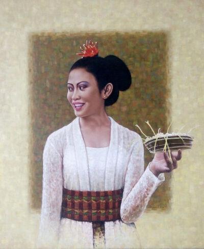 Irwan Sukendra, 'Bali Girl', 2017