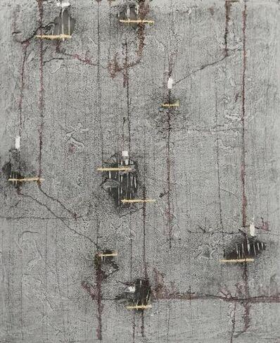 Enrique Brinkmann, 'Negros y Segmentos', 2010