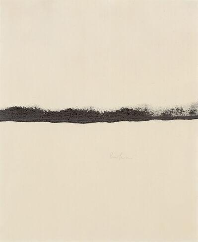 """Piero Manzoni, '""""Line""""', 1960"""