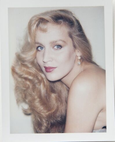 Andy Warhol, 'Andy Warhol, Polaroid Portrait of Jerry Hall', 1984