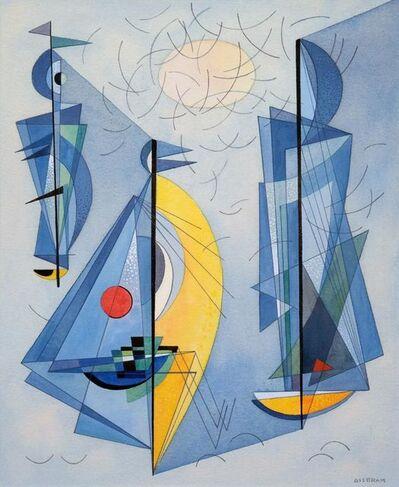 Emil Bisttram, 'Untitled'