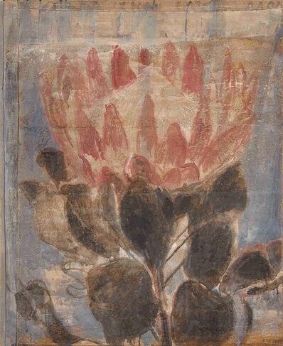 Vivienne Koorland, 'Small King Protea (Gill)'