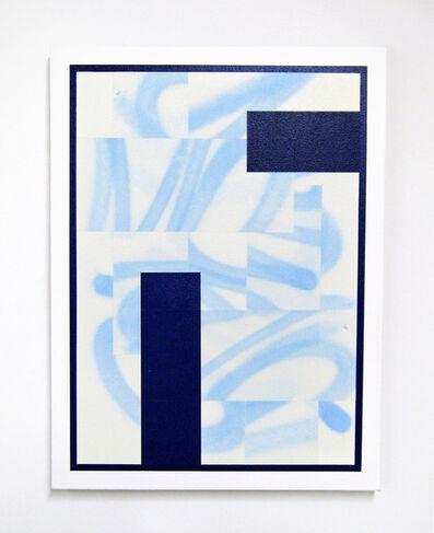 Karlos Carcamo, 'Hard Edge Painting #147', 2014