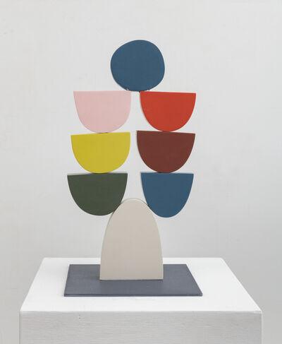 Vicki Sher, 'Blue Figure', 2021