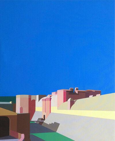 Marcos Peinado, 'Fortresse de Salses', 2016