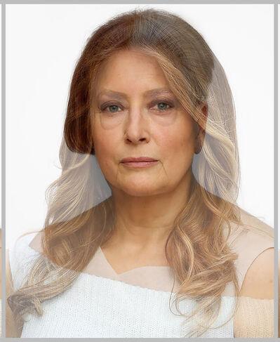 Martha Wilson, 'Makeover Melania', 2017