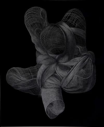 Adeel  uz Zafar, 'Mutation 1 (Diptych)', 2015