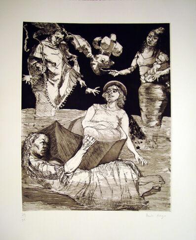 Paula Rego, 'Guardians', 2008
