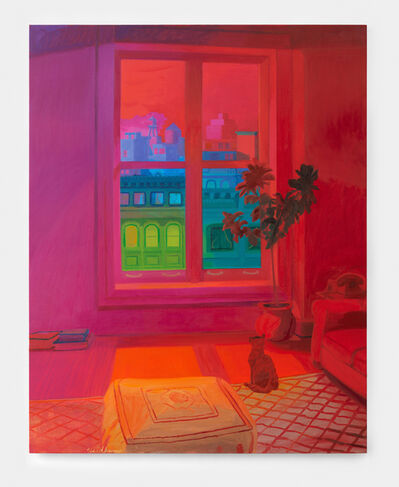 Daniel Heidkamp, 'Soho Sunset', 2018