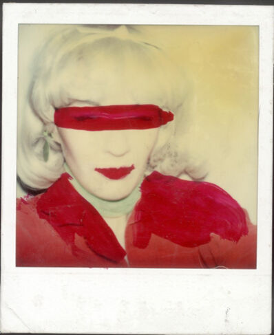 Maripol, ' MARIPOL LITTLE RED RIDING SX 70'S', 1981