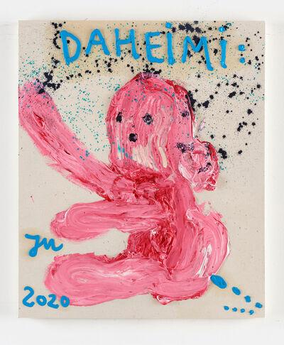 Jonathan Meese, ''MEESI-DAHEIMI!'', 2020