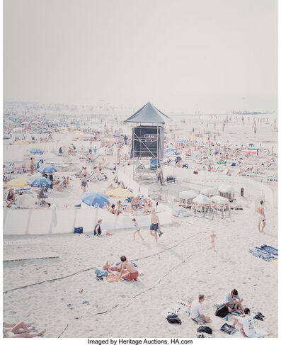 Massimo Vitali, 'Eight Images from Landscape and Figures Portfolio', 2006