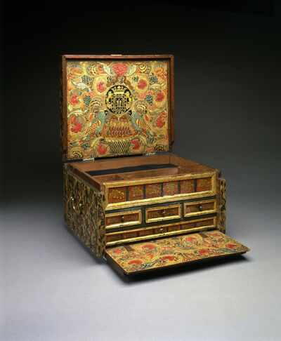 Unknown Artist, 'Portable Writing Desk', 1684