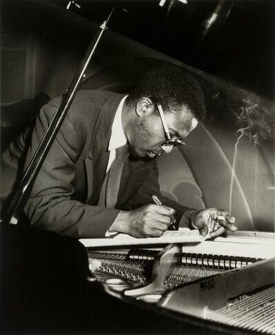 Herman Leonard, 'Thelonius Monk, Minton's Playhouse', 1949