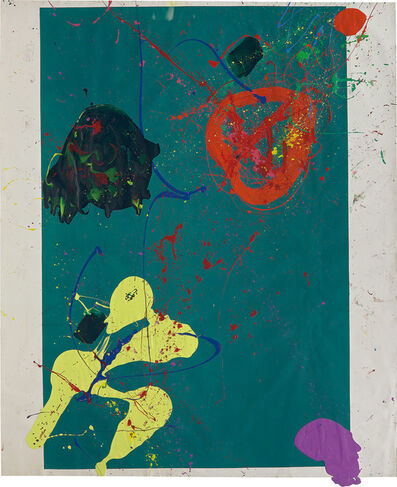 Sam Francis, 'Untitled', circa 1990