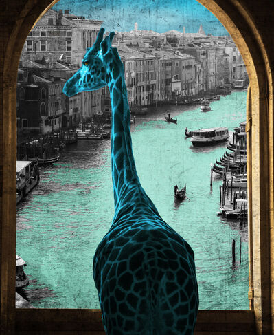 Lars Tunebo, 'View in Venice', 2020