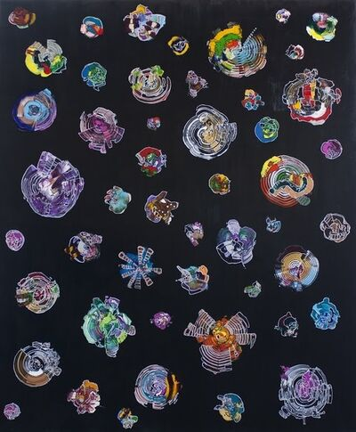 Yuni Lee, 'Galaxies', 2017