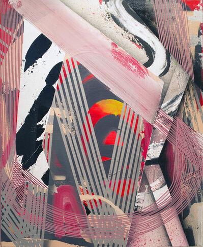 Nano Rubio, 'Turbulent', 2014