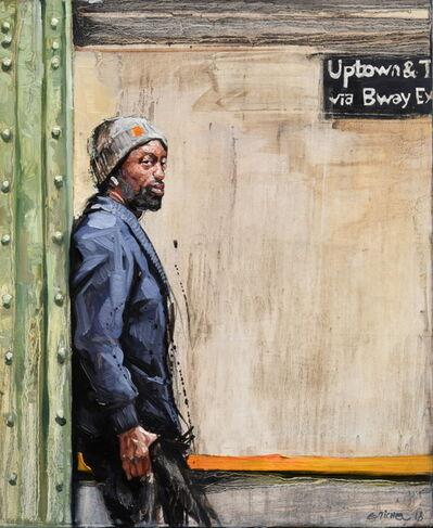 Emmanuel Michel, 'Uptown', ca. 2018