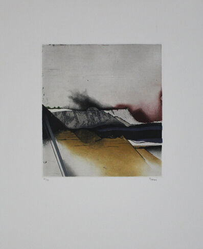 Tuvia Beeri, 'Küste', 1987