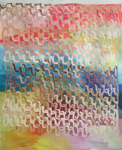 Alejandra Seeber, 'Rainbow Knitt ', 2017