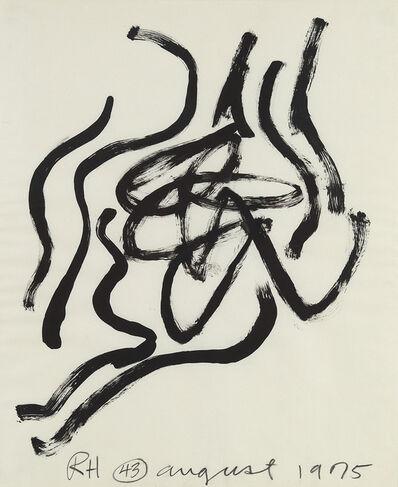 Raymond Hendler, 'Untitled', 1975