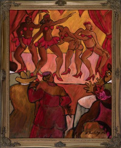 Ann Tanksley, 'The Foxes', 1993