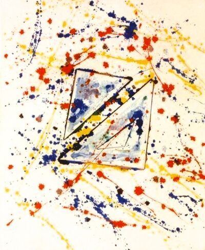 Sam Francis, 'In, out and of', Unknown
